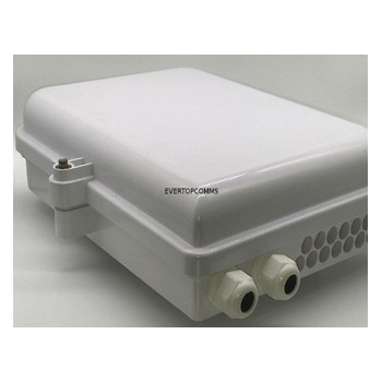 Manufacure 16 core ftth fiber optic distribution terminal box