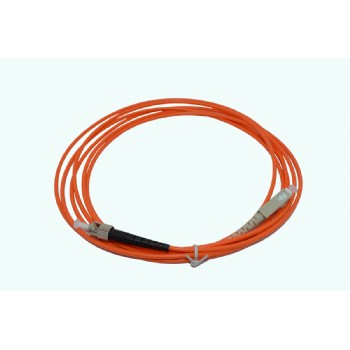 Multi Mode Fiber Optic Patch Cord ST/UPC-SC/UPC
