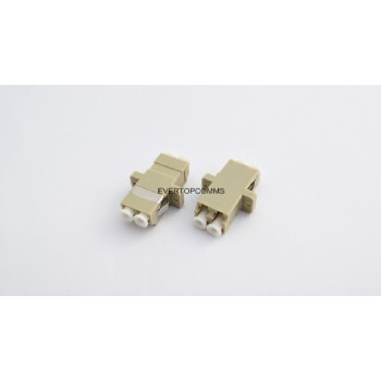 High Quality LC/UPC duplex multi-mode lc to lc fiber optical adapter