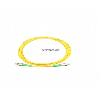 Simplex 3 Meters Fiber Optic Patch Cord Single Mode