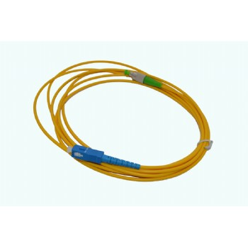 Single Mode Simplex Fiber Optic Patch Cord